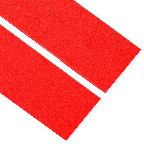 Velox stuurlint kurk rood