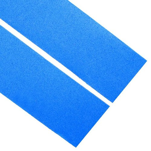 Velox stuurlint kurk blauw