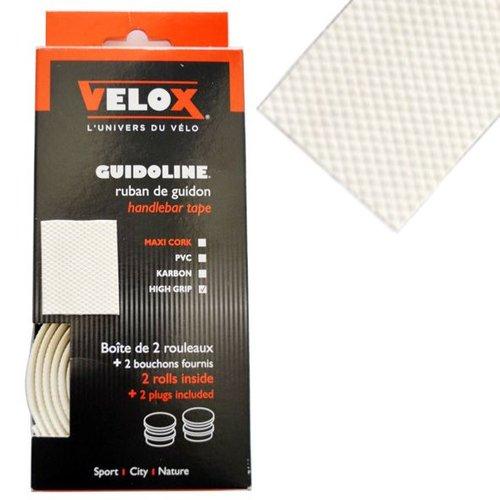 Velox stuurlint High grip wit