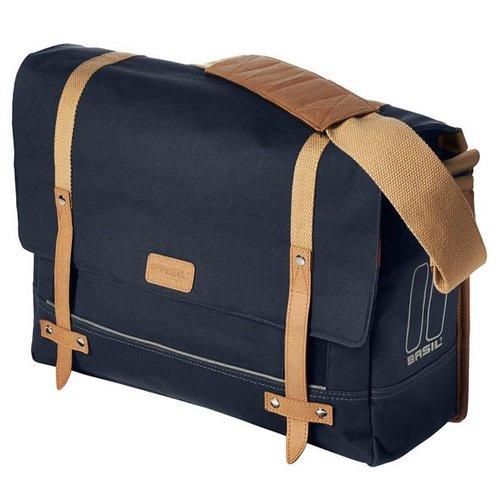 Basil Basil messenger tas Portland donkerblauw