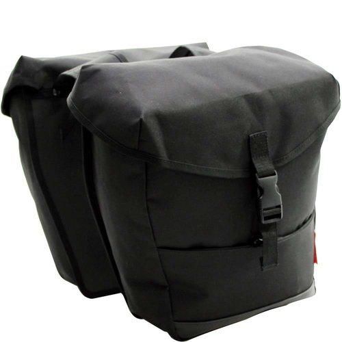 New Looxs New Looxs dubbele tas Sportsbag zwart