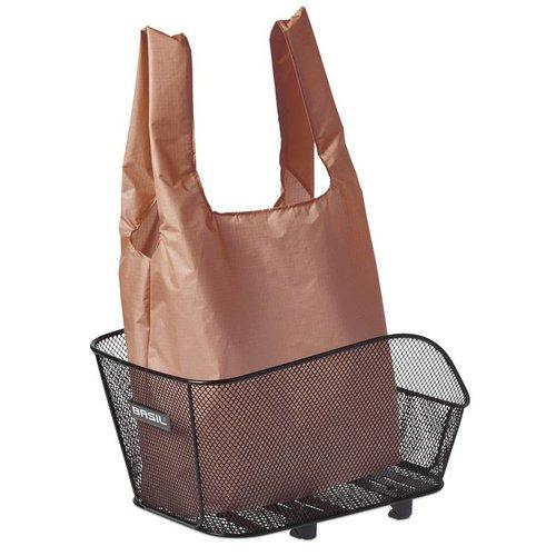 Basil Basil shoppertas vouwbaar bruin