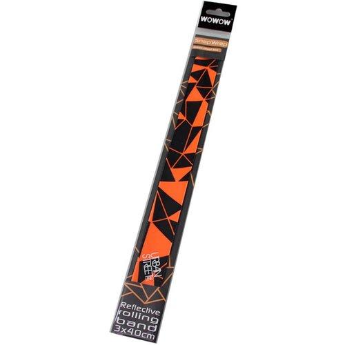 Wowow Snap Wrap Urban 40x3cm oranje