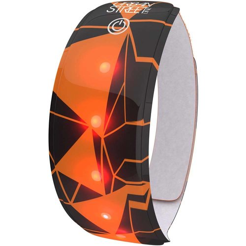 Wowow Lightband Urban oranje