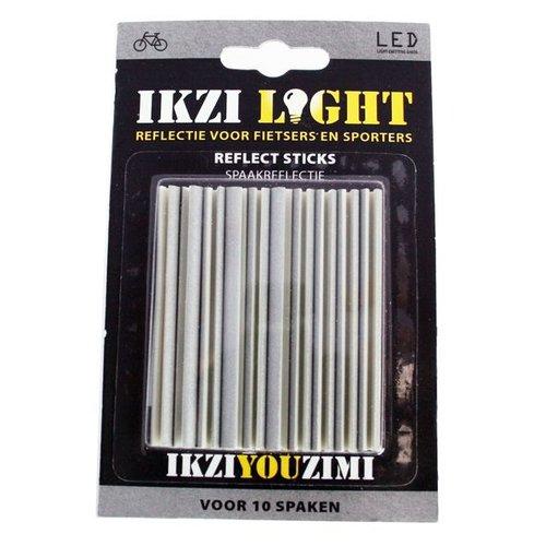 IKZI spaak reflectie sticks