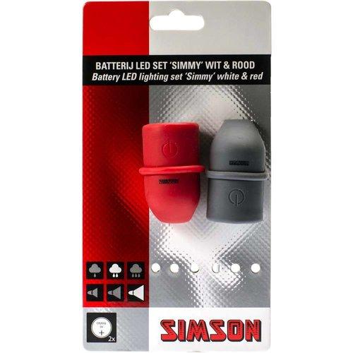 Simson Simson verlichtingsset Simmy 29/13,5 lux