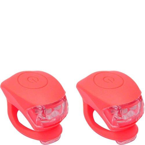 Urban Proof LED Fietslampjes set roze