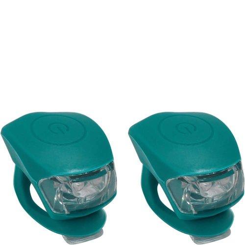 Urban Proof LED Fietslampjes set Petrol