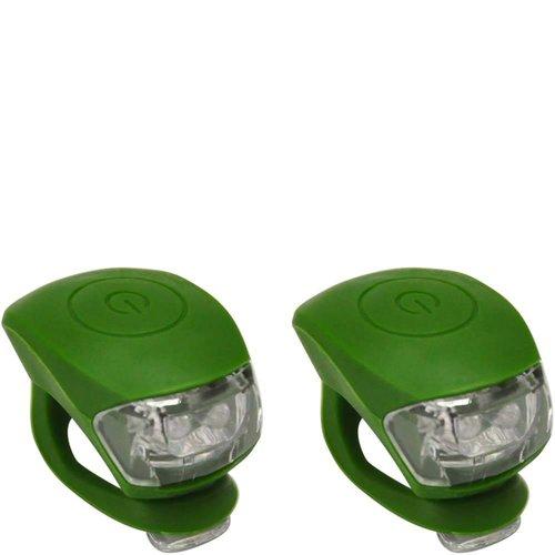 Urban Proof LED Fietslampjes set groen