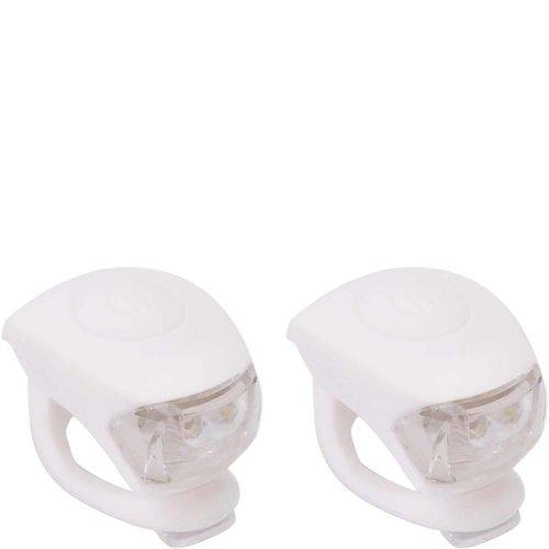 Urban Proof LED Fietslampjes set Wit