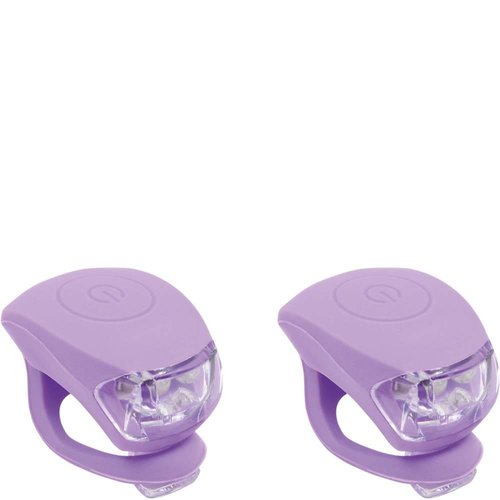 Urban Proof Fietslampjesset Pastel violet