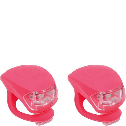 Urban Proof  Fietslampjesset Kreeft rood