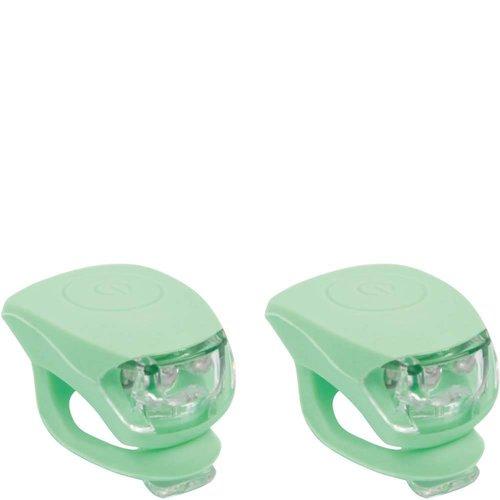 Urban Proof Fietslampjesset Pastel groen