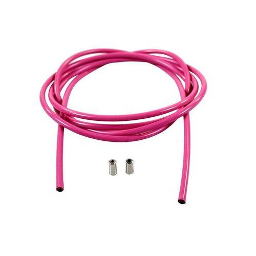 Cortina buiten/versnellingskabel pink