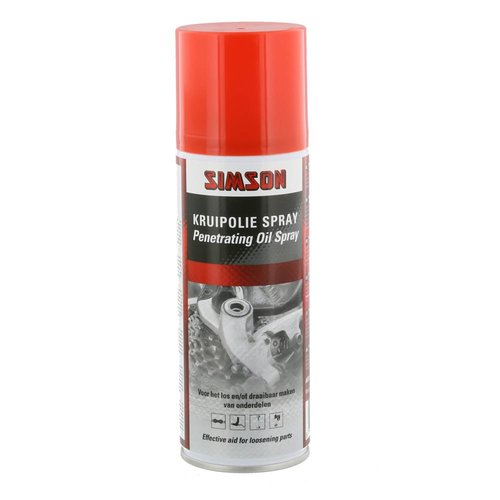 Simson Simson kruipolie spray 200ml