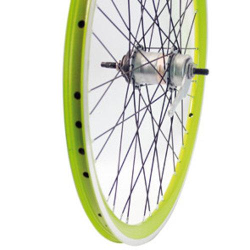 Alpina achterwiel 24 N3 9x4 YS7794 grn