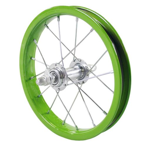 Alpina wiel loopfiets groen 7411