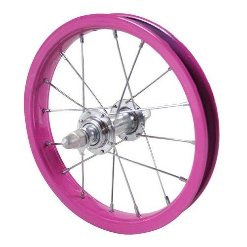 Alpina wiel loopfiets roze