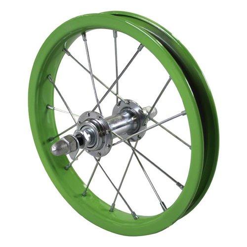 Alpina wiel loopfiets groen 7348