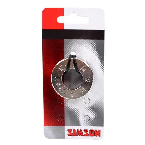 Simson Simson nippelspanner