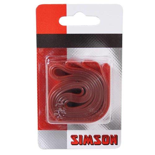 Simson Simson velglint 22mm pvc