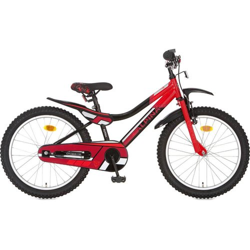 Alpina Alpina Cracker tomato red 20inch