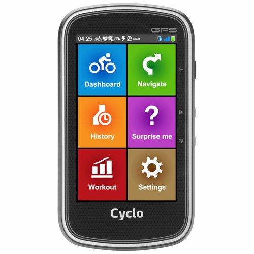 Mio Mio Fietsnavigatie Cyclo 405 Europa basis