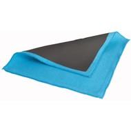 Serviette Nanex 30 x 30 cm bleu clair fin