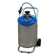 Spray-matic 100 L stainless steel