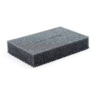 Pack of 4 x POWER Sponge Black