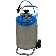 Foam-matic 100 L stainless steel