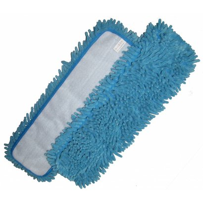 Mop Microfibre ''Rasta'' blue 44 x 13 cm