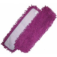 Mop Microfibre ''Rasta'' violet 44 x 13 cm