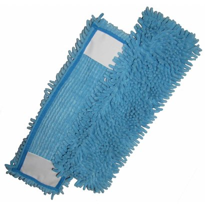Mop Microvezel 44 x 13 cm ''Rasta Pocket'' blauw