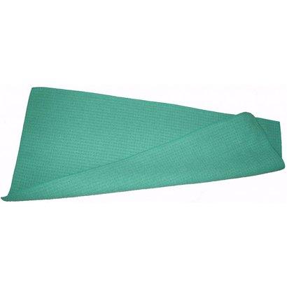Gewafelde dweil 55 x 27 cm groen voor Rakleto