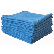 Pack of 10 x Tricot FIRST blue 38 x 38 cm