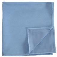 Top-Fenster blau 40 x 40 cm REGULAR