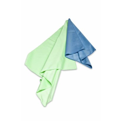 "Mikrofasertuch ""Maxi Fenster"" 55 x 63 cm grün"