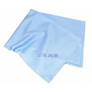 Mikrofasertuch ''Top-Schirm'' 40 x 50 cm blau