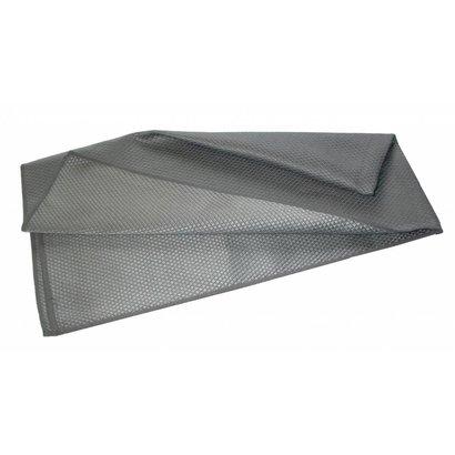 Mikrofasertuch ''Metalik'' 40 x 75 cm grau