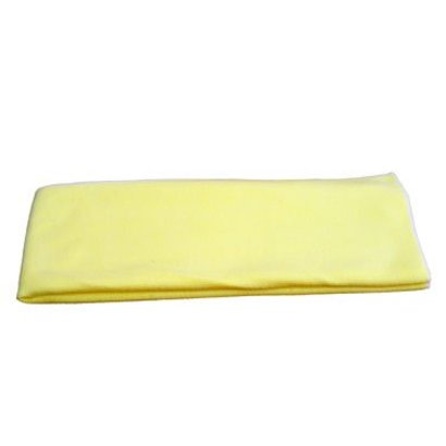 "Microfibre cloth ""Tricot Luxe"" 80 x 40 cm yellow"