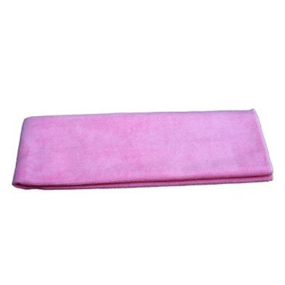 """Microfibre cloth """"Tricot Luxe"""" 80 x 40 cm pink"""
