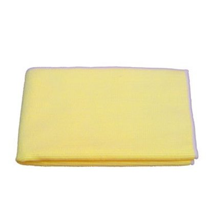 Mikrofasertuch ''Tricot Luxe'' 60 x 70 cm gelb
