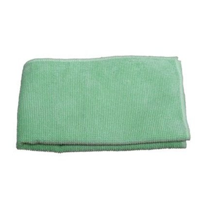 "Microfibre cloth ""Tricot Luxe"" 60 x 70 cm green"