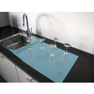 Zakje 1 x Maxi-Non-Woven-Micro-Fibre 40 x 76 cm blauw (130 gr/m²)