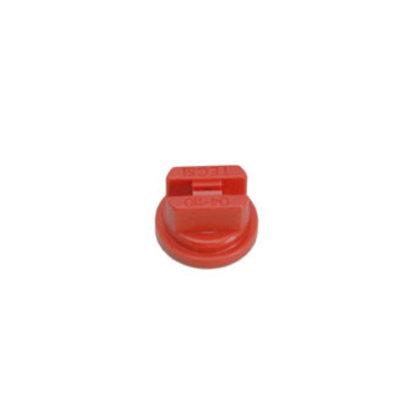 Flachstrahlsprühkopf 110 ° - Ø 1,3 - rot