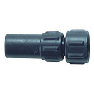 Adjustable polyethylene nozzle