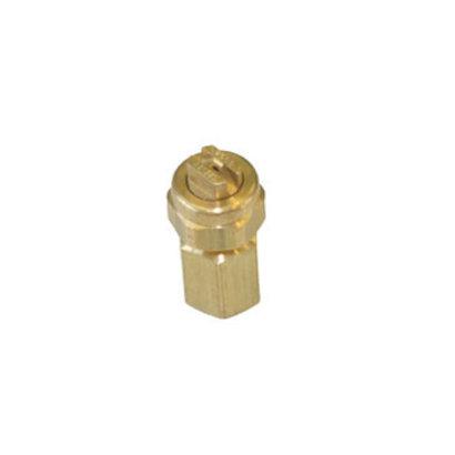 Fanjet nozzle brass