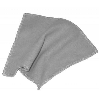Suede 15 x 20 cm light grey