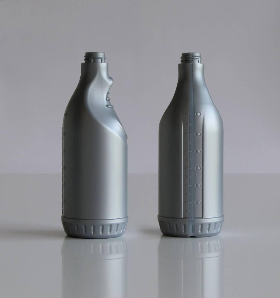 polyethylenflasche mit masseinteilung 750 ml grau de witte ag. Black Bedroom Furniture Sets. Home Design Ideas